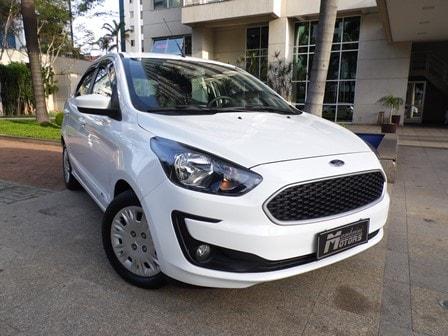 Ford KA 1.5 é líder de vendas no mercado
