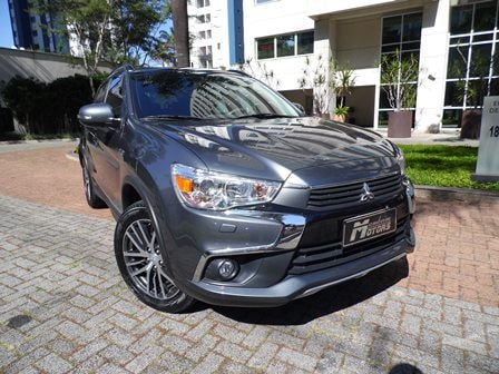 Mitsubishi ASX é um SUV de alto desempenho
