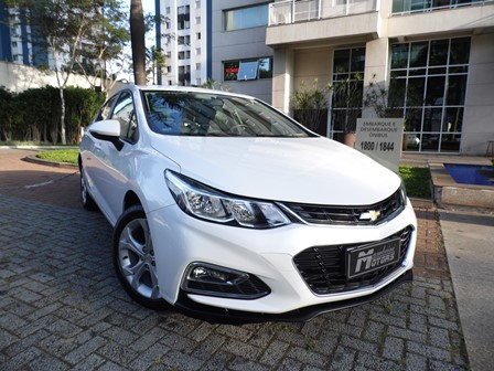Chevrolet Cruze Turbo Sport6