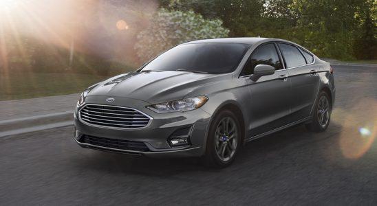Ford Fusion 2.0 Titanium 2016